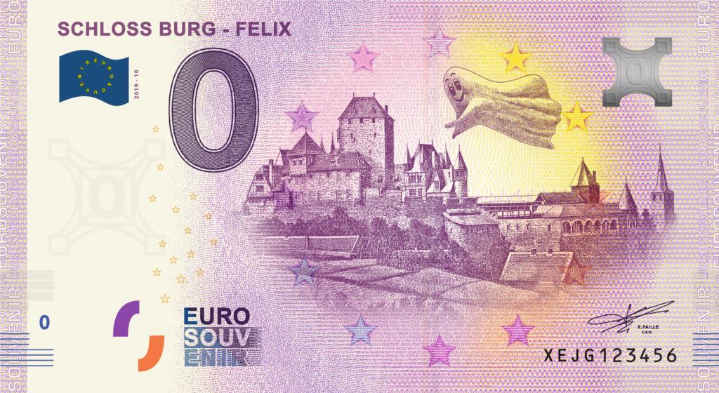 Billets souvenirs 2019 Xejg1010