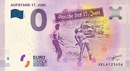 Billets souvenirs 2019 Xela10