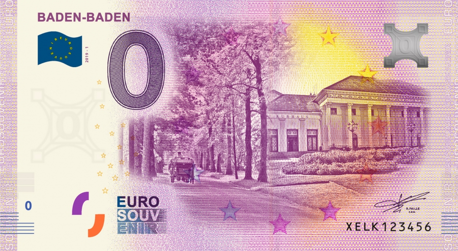 Baden-Baden [XELK] Xelk10