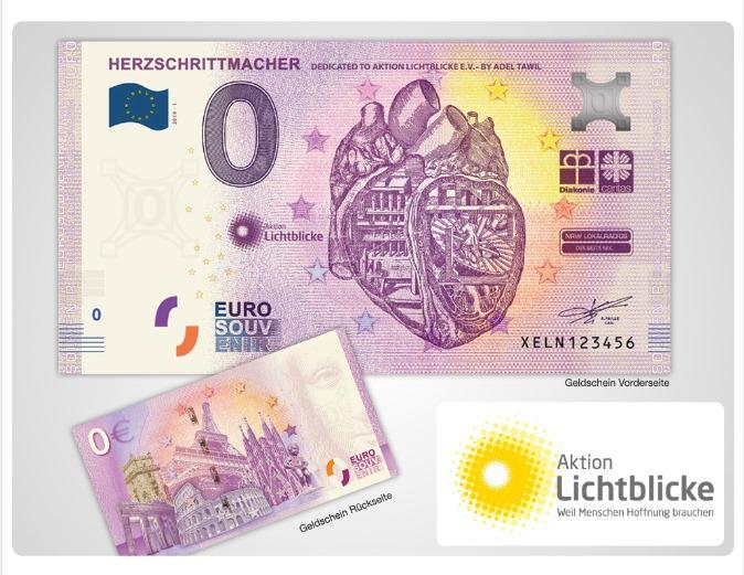 Billets souvenirs 2019 Xeln10