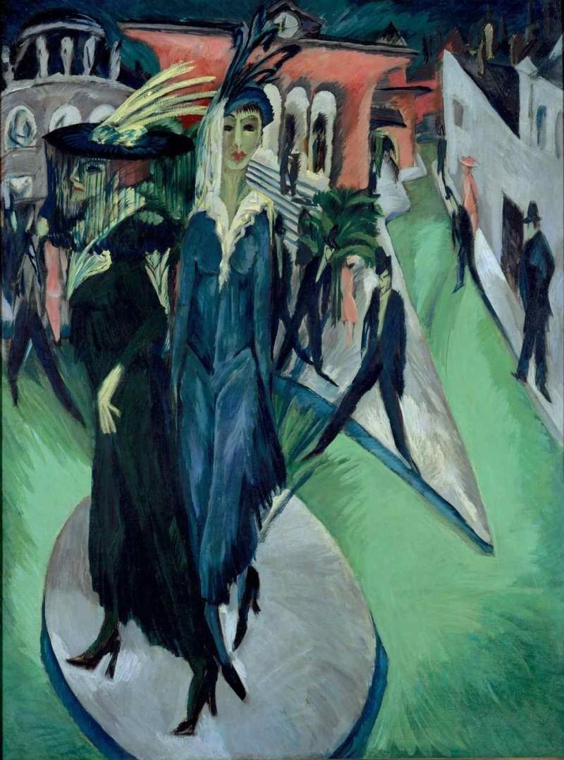 Ernst Ludwig Kirchner [Peintre] Kirchn12