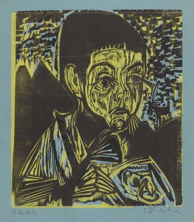 Ernst Ludwig Kirchner [Peintre] Kirchn13