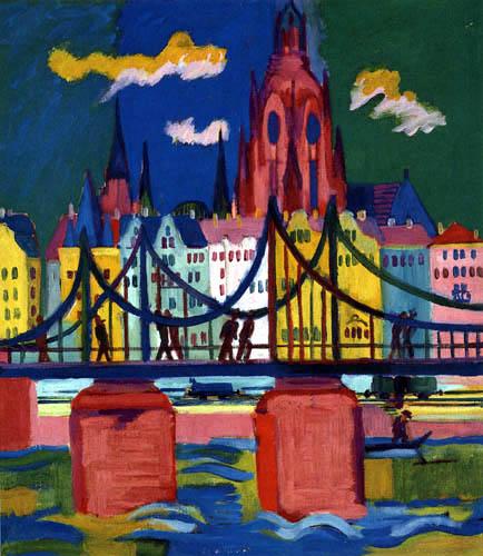Ernst Ludwig Kirchner [Peintre] Kirchn15
