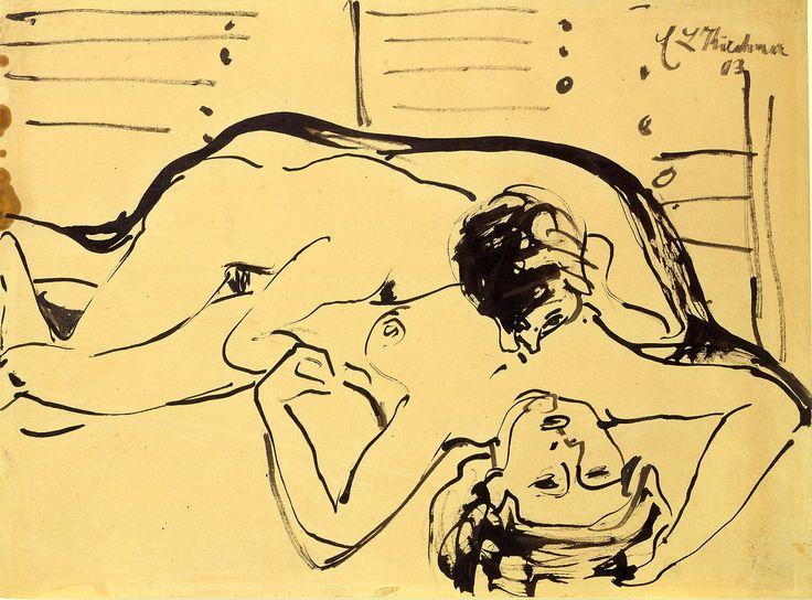 Ernst Ludwig Kirchner [Peintre] Kirchn16
