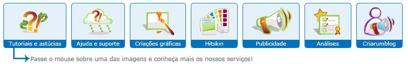 [TUTORIAL] Adicionar lista de seções na mensagem da home-page Untitl19