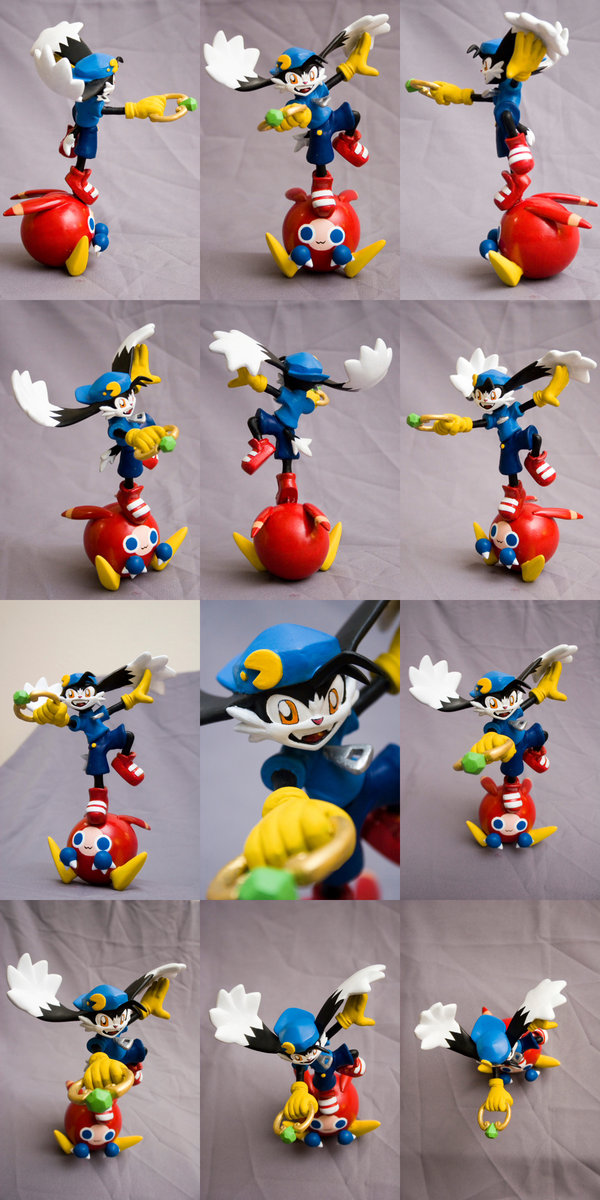 [CREATION/PHOTO] sculpture  KLONOA Klonoa10