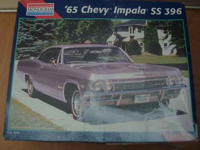 '65 chevy impala 16611
