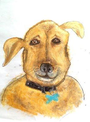 если кто-то не знает Галиного Тиму, посмотрите как он рисует. Untitl10