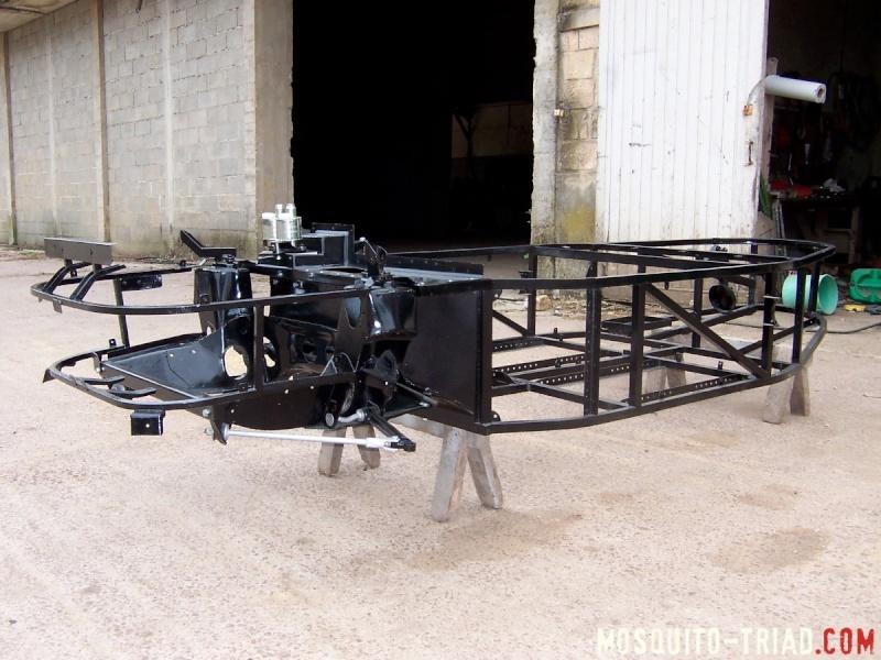Mosquito (kit-car à 3 roues sur base Mini) Mosqui11