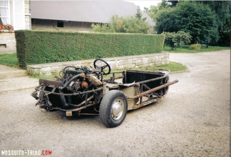 Mosquito (kit-car à 3 roues sur base Mini) Mosqui12