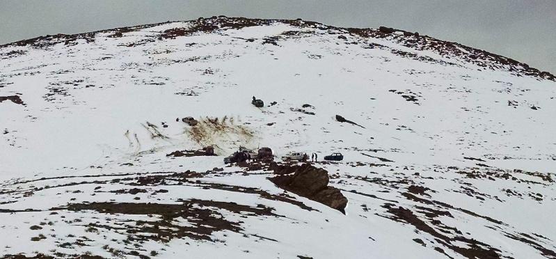Fotos salida Gas Andes-Nieve 27 septiembre 2015 Gasa0410