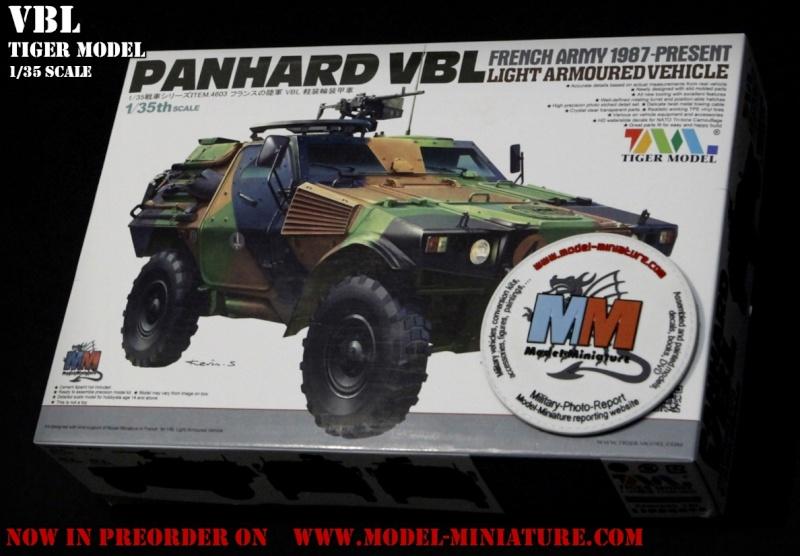 AMX-10 RCR, VBL, Tiger Model, roues, Rations-K, 1/35 Vbl_pa10