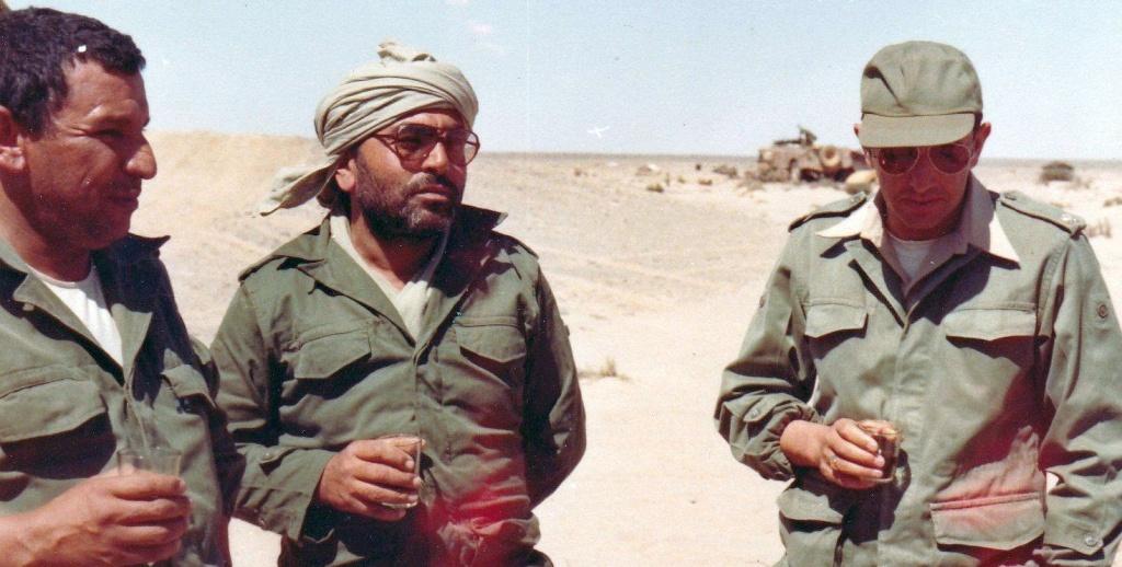 feu le martyr colonel el abidi  Clipbo46