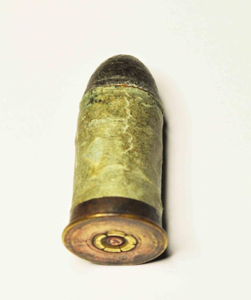 """Carabine de chasseur modèle 1853 M 1867 """"à tabatière"""" Balle_11"""