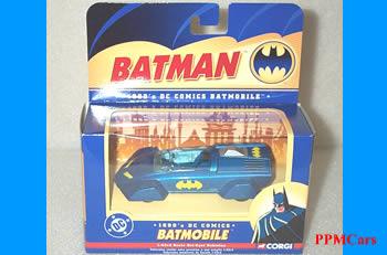 Gamme Batmobiles CORGI 2005 1:43ème 1-432010