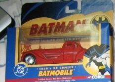 Gamme Batmobiles CORGI 2005 1:43ème 110