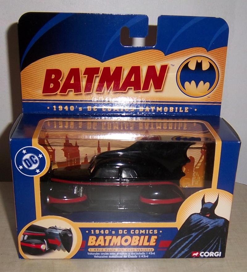 Gamme Batmobiles CORGI 2005 1:43ème 194010