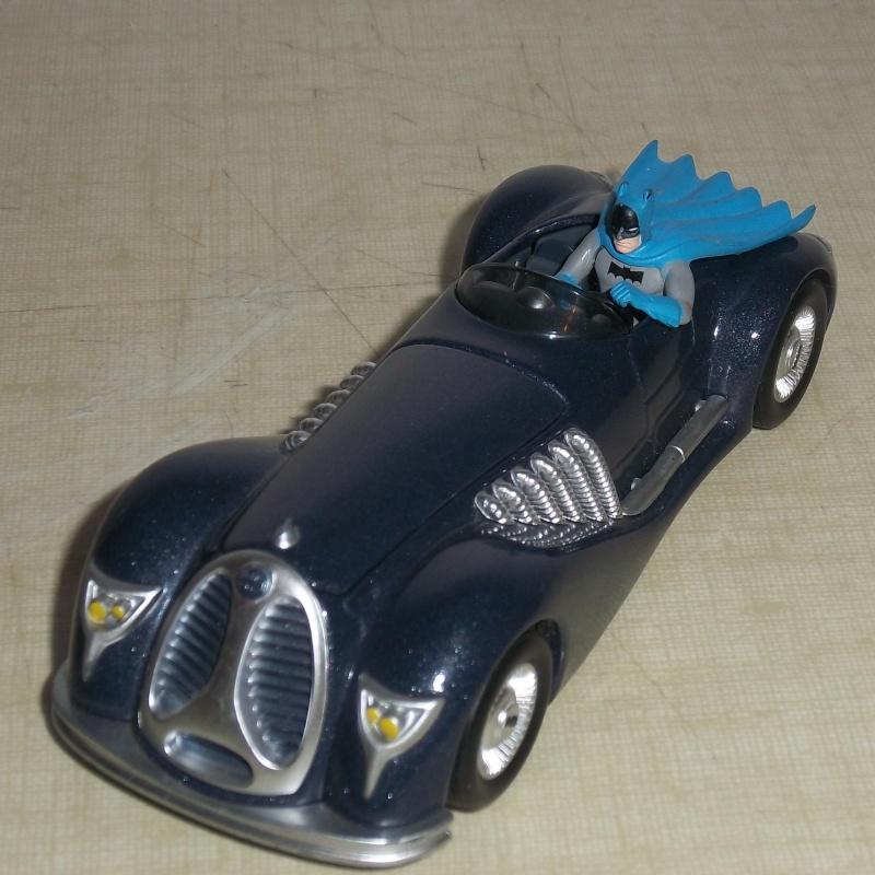 Gamme Batmobiles CORGI 2005 1:43ème 1940110