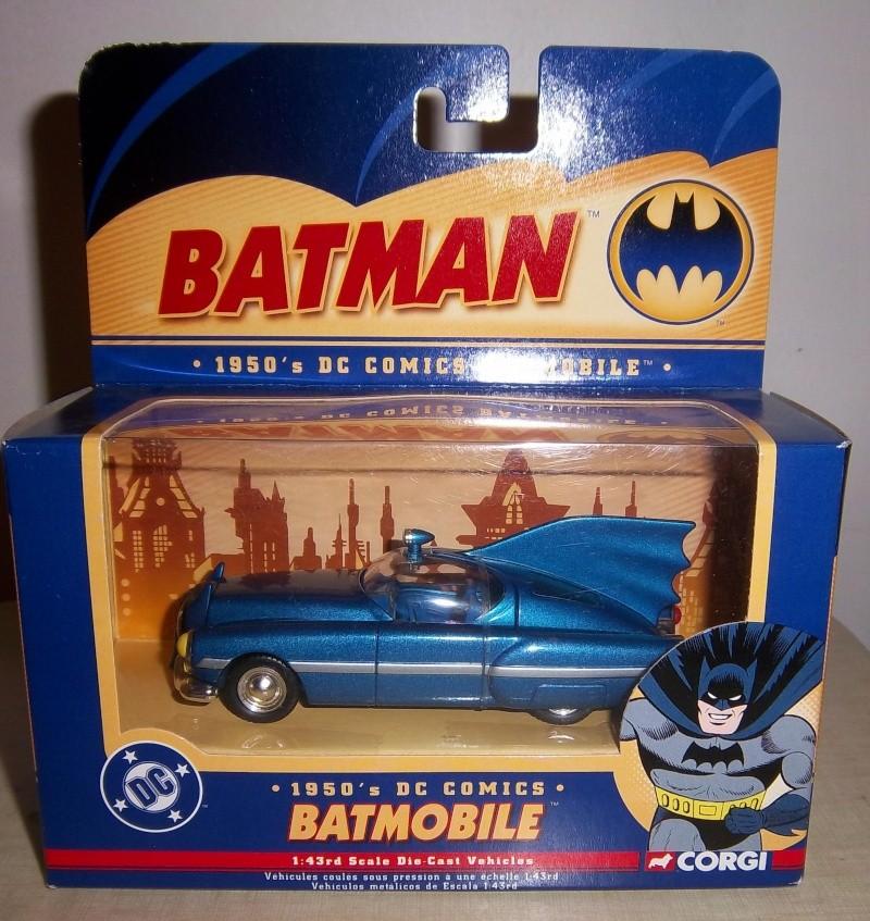 Gamme Batmobiles CORGI 2005 1:43ème 195010