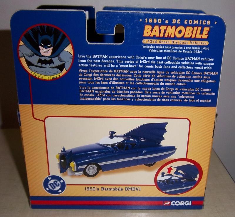 Gamme Batmobiles CORGI 2005 1:43ème 1950210