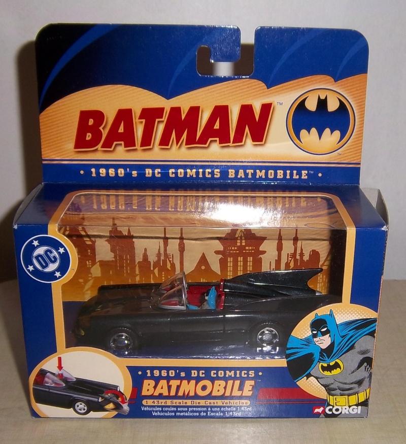Gamme Batmobiles CORGI 2005 1:43ème 196010