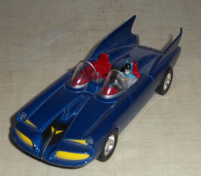 Gamme Batmobiles CORGI 2005 1:43ème 1960bl12