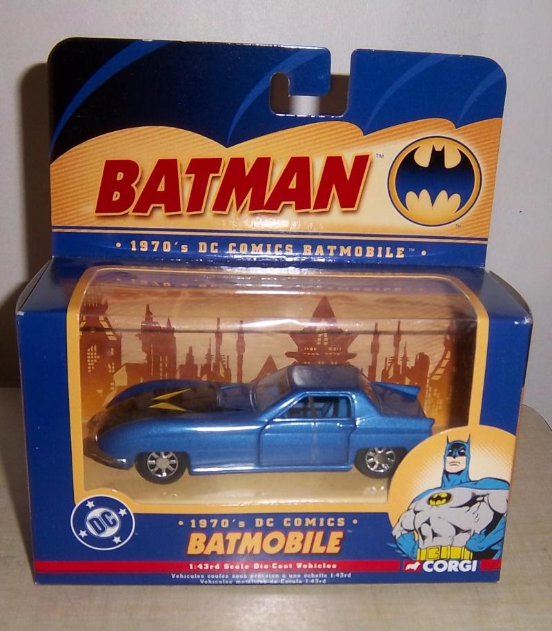 Gamme Batmobiles CORGI 2005 1:43ème 197010