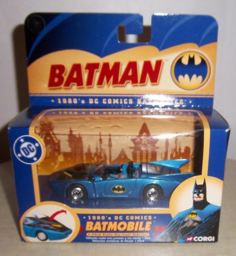 Gamme Batmobiles CORGI 2005 1:43ème 198010