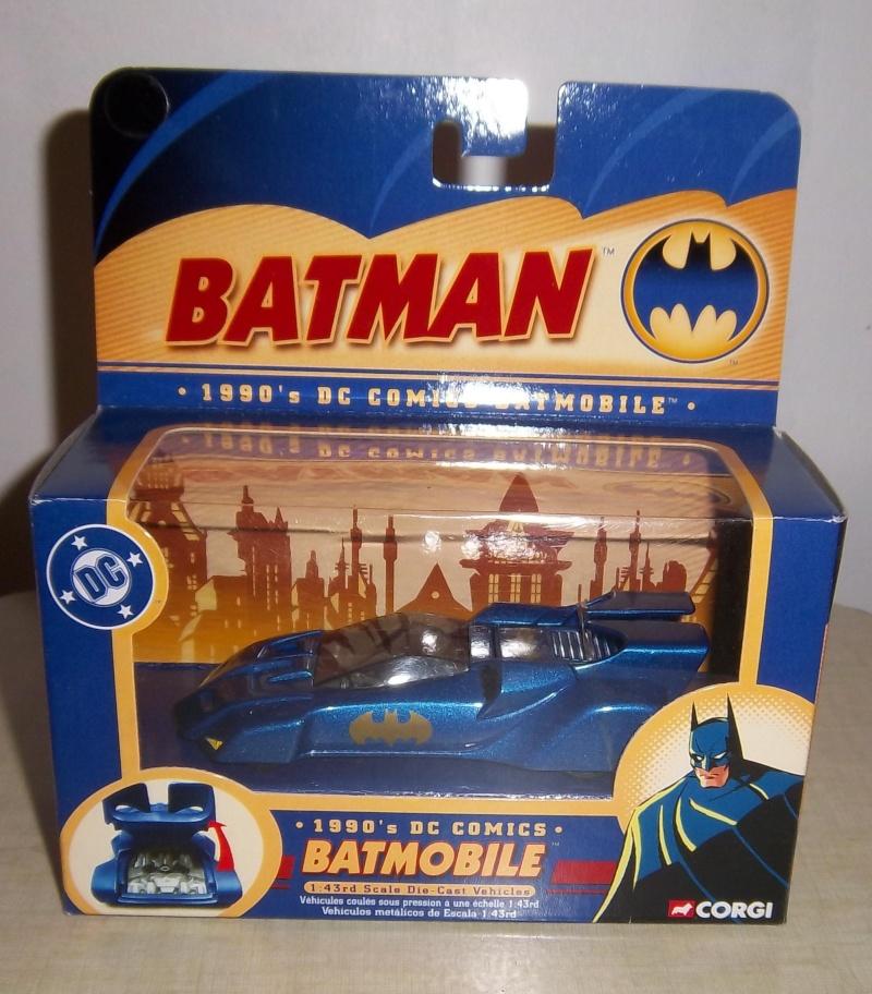 Gamme Batmobiles CORGI 2005 1:43ème 199010