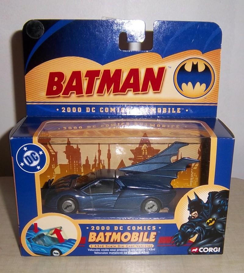 Gamme Batmobiles CORGI 2005 1:43ème 200010