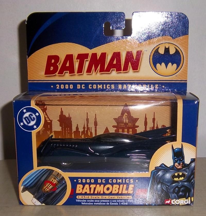Gamme Batmobiles CORGI 2005 1:43ème 2000111