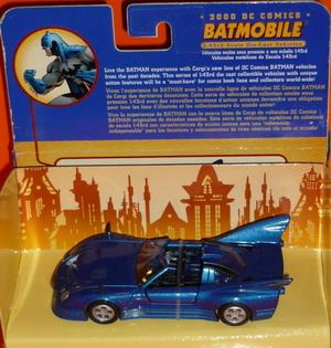 Gamme Batmobiles CORGI 2005 1:43ème 22061010