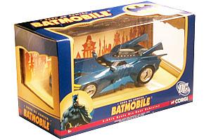 Gamme Batmobiles CORGI 2005 1:43ème Corgi110