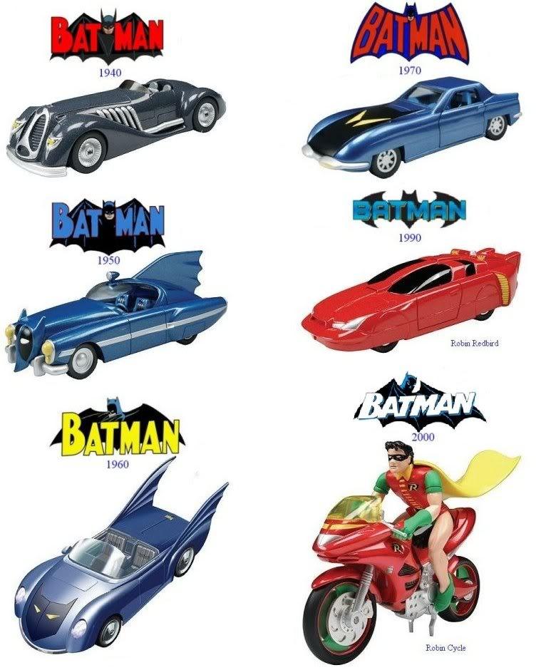 Gamme Batmobiles CORGI 2005 1:43ème Sans_t11