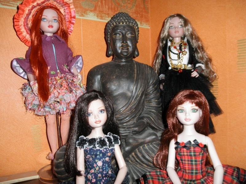 Photos de Groupe des Ellos de Lorie et babillages entre filles 11051911