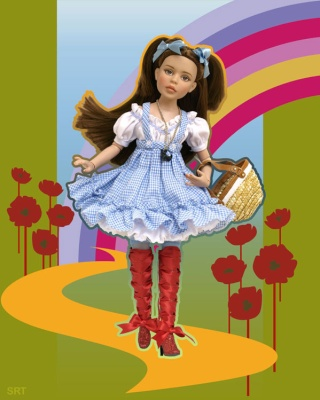 2009 (?) - Wizard of Oz - Dorothy 194_1_10