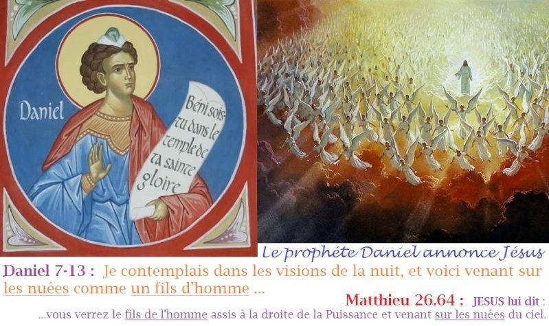 Le prophète Daniel annonce JESUS Daniel10