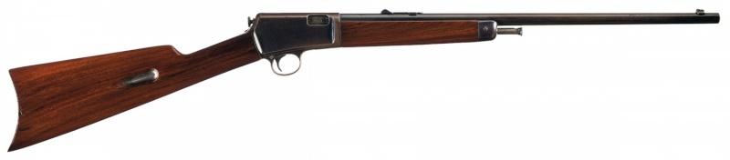 la carabine de Jean Dagnaux Winch110
