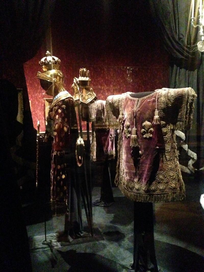 Le cérémonial des funérailles de Louis XIV Image43