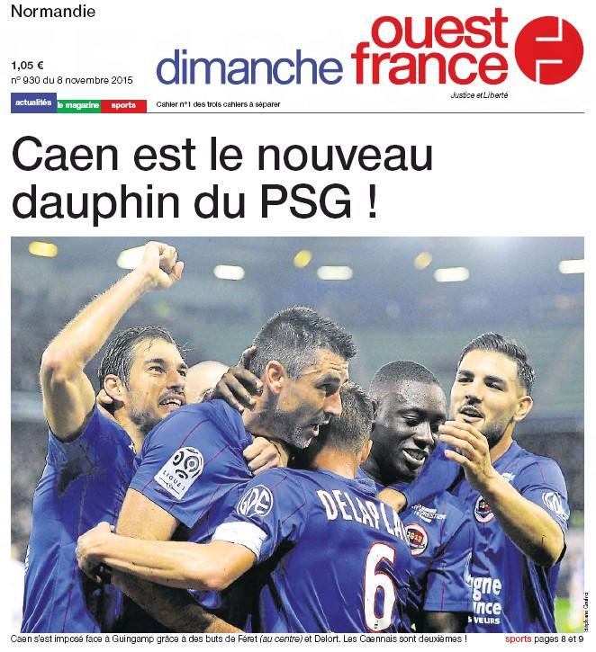 [13e journée de L1] SM Caen 2-1 EA Guingamp - Page 2 20151110