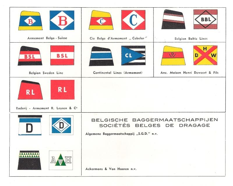 cheminées et pavillons de compagnies belges Chemin11