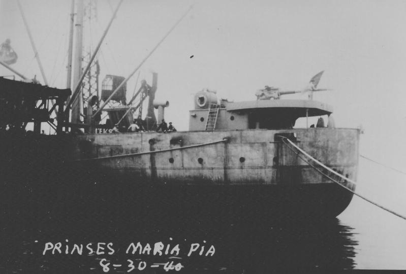 ms PRINSES MARIA PIA armement Dens Océan Prinse11