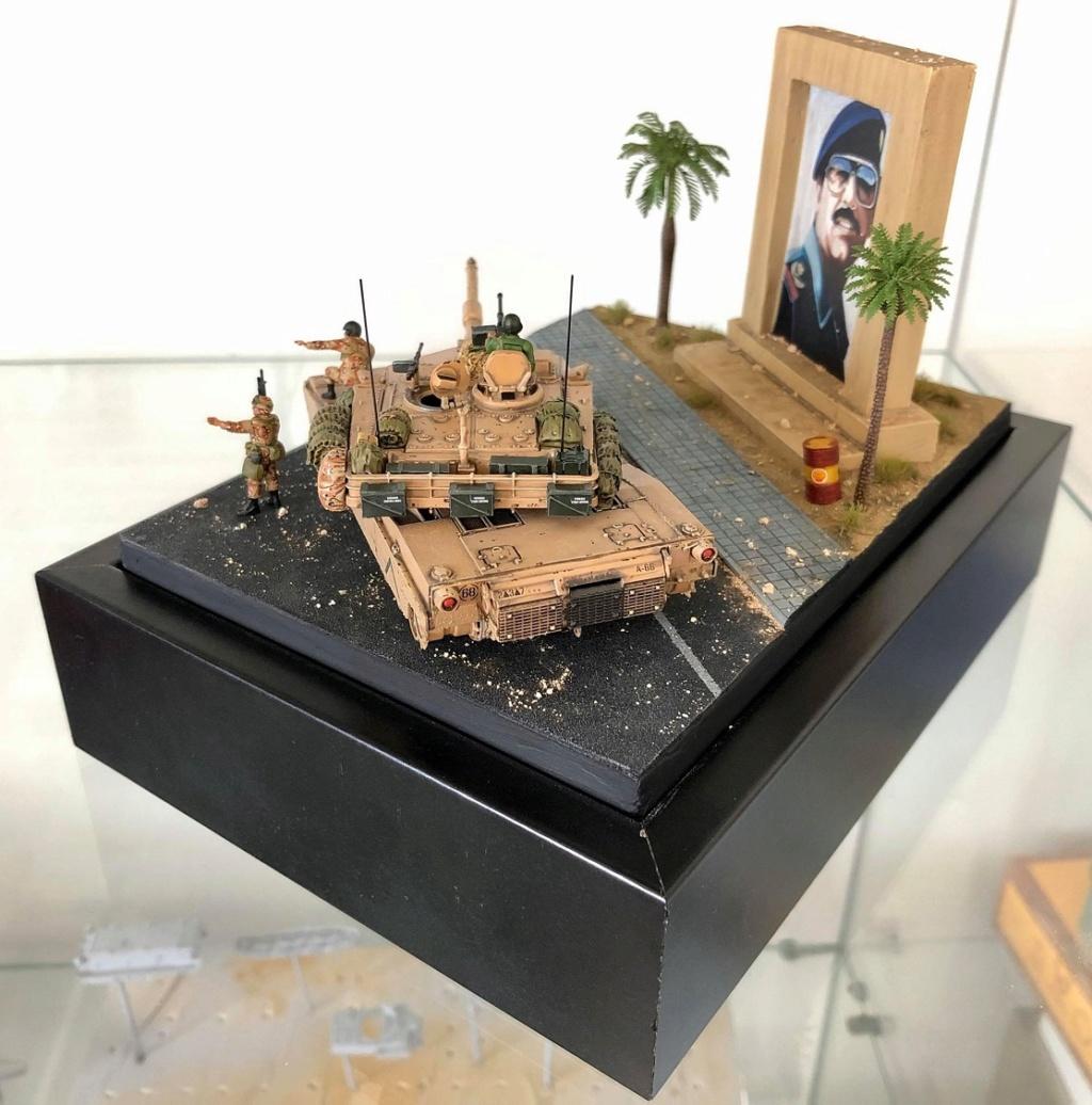 M1A1 Abrams - Irak 1991. *Terminé* 0126