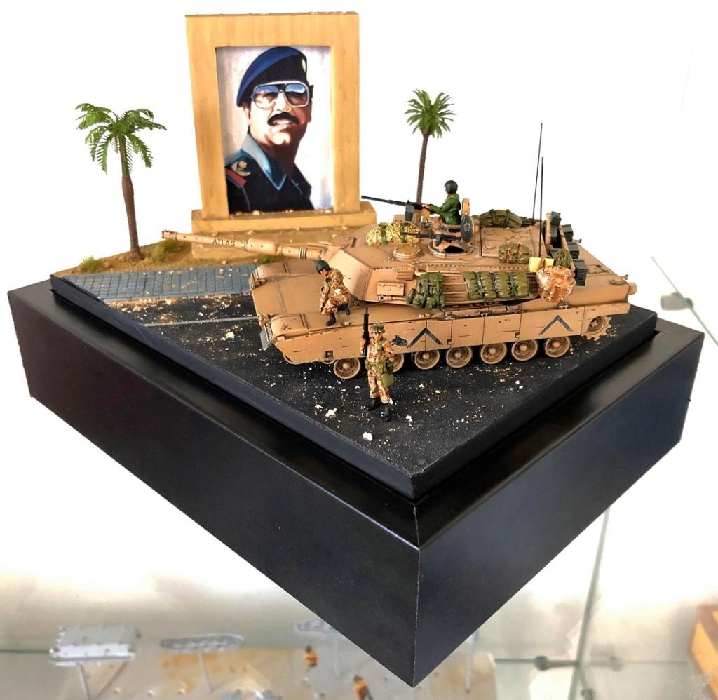 M1A1 Abrams - Irak 1991. *Terminé* 0221