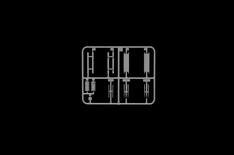 Sd.Ffz. 251/8 ambulance - Italeri 0313