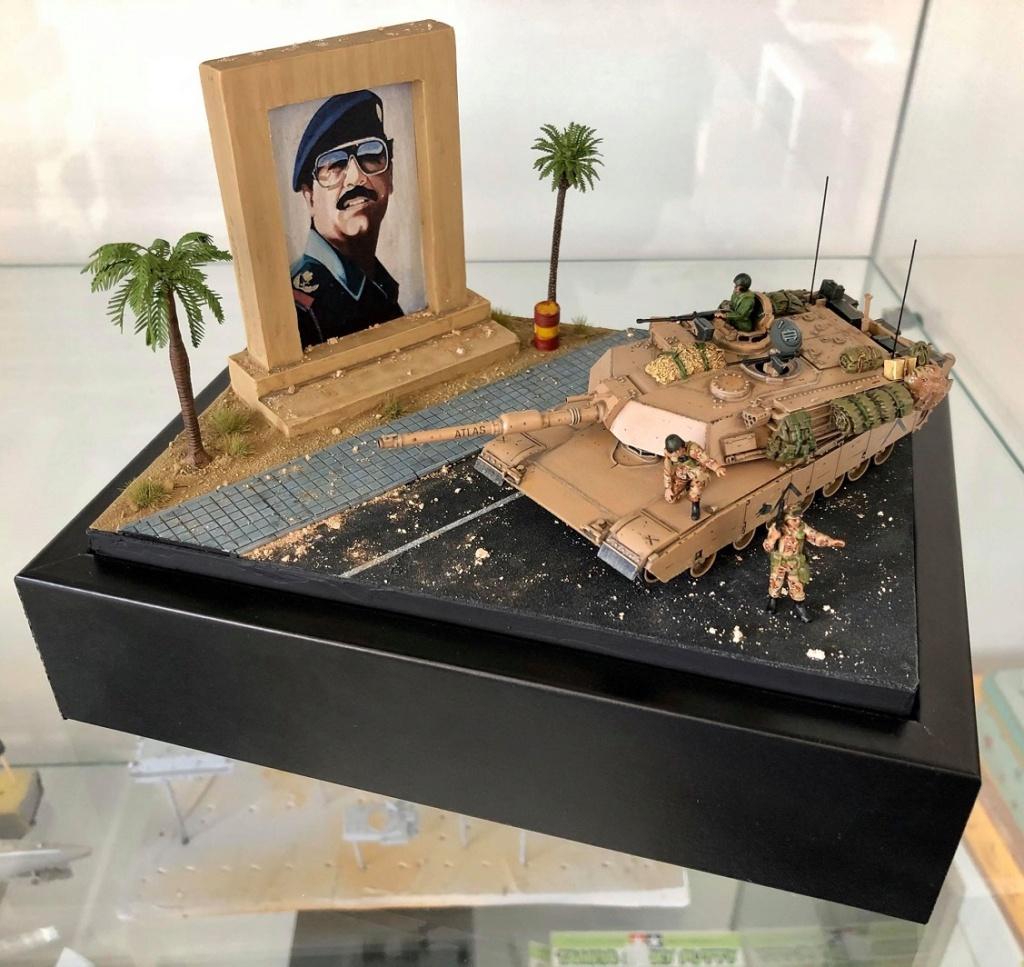 M1A1 Abrams - Irak 1991. *Terminé* 0319