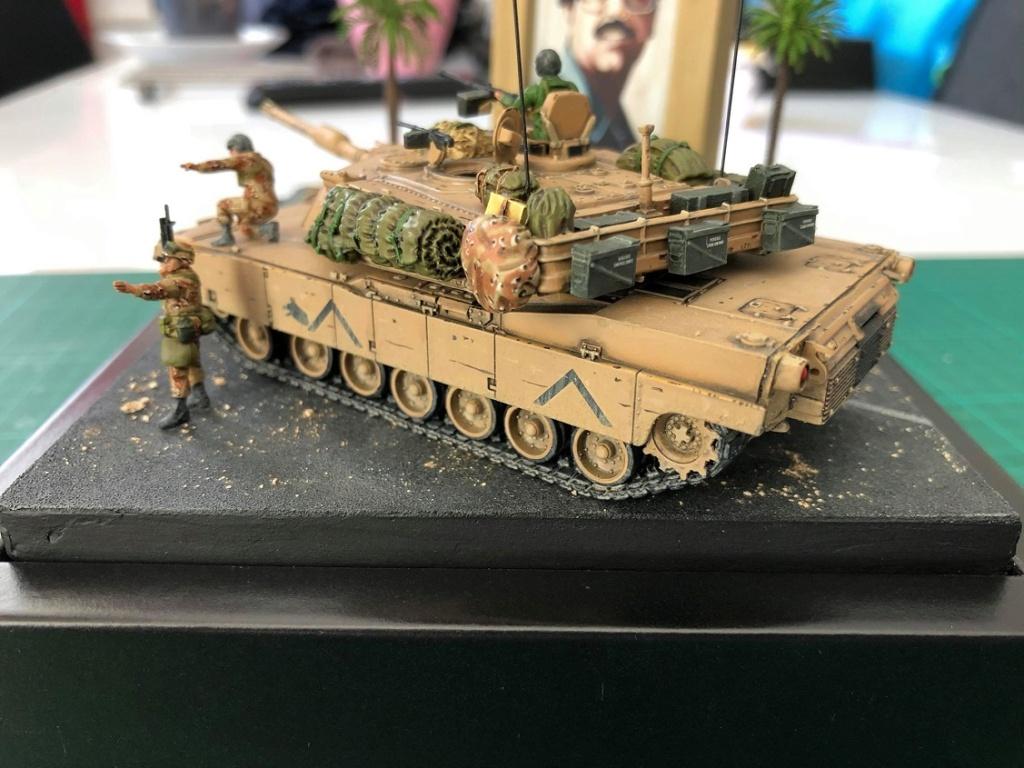 M1A1 Abrams - Irak 1991. *Terminé* M1410