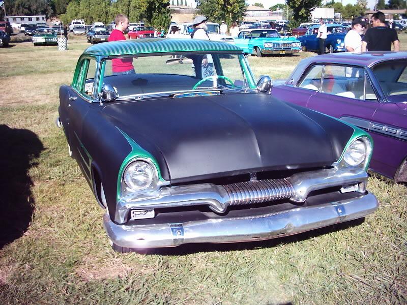 Custom 1955 1956 Plymouthamp; Desoto Diplomat Mild yI76Yfbgv