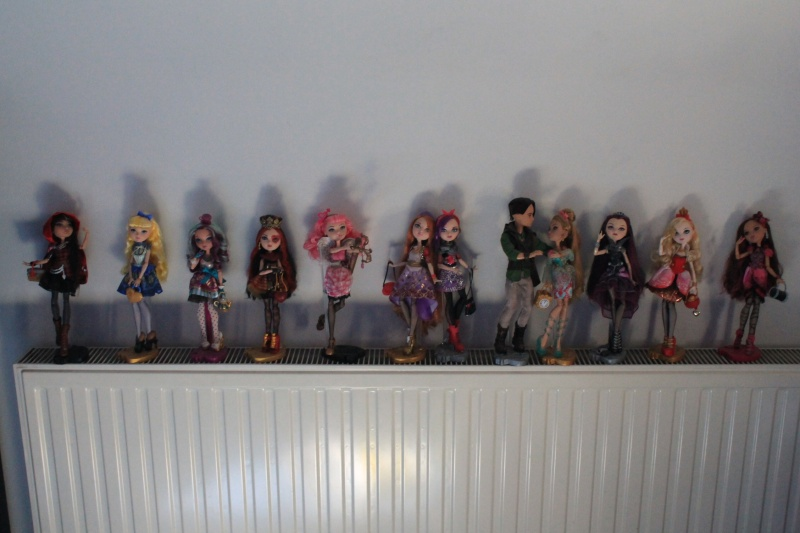 ma petites collection d'ever after high  Img_3711