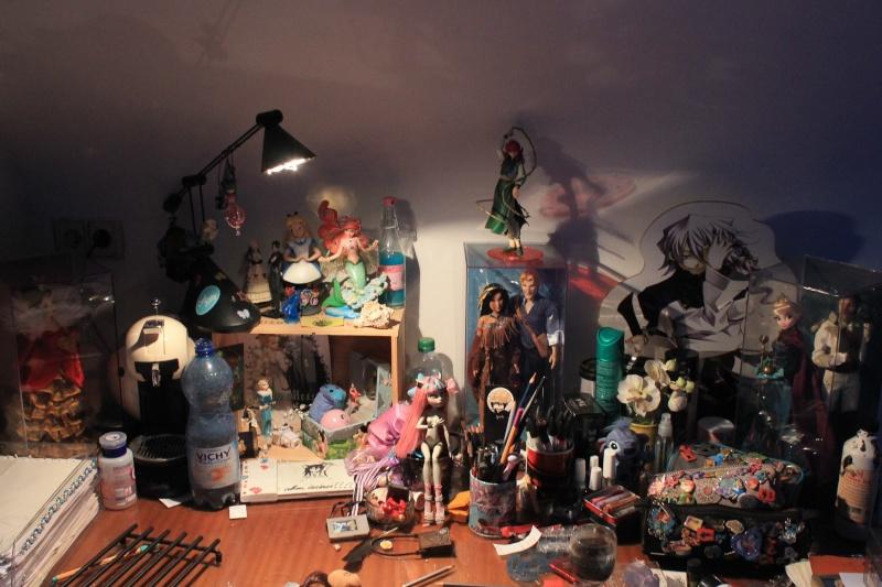 Disney Fairytale Designer Collection (depuis 2013) - Page 6 Img_4438